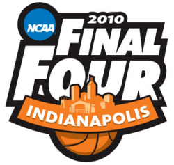 2010 Mens Final Four Logo