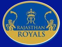 Jaipur Rajasthan Royals Logo