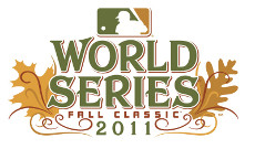 World Series 2011 Logo Design