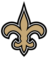 New Orleans Saints Logo - Design and History
