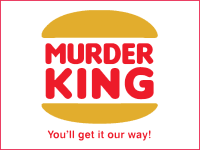 Burger King Logo Parody