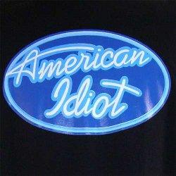 American Idol Logo Parody