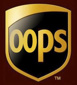 UPS Logo Parody