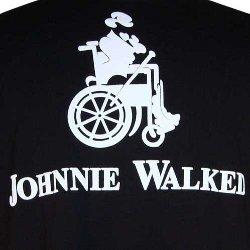 Johnnie Walker Logo Parody
