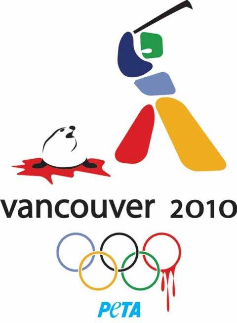 2010 Vancouver Winter Olympics Logo Parody
