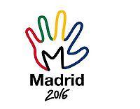 Madrid 2016 Logos