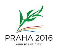 Prague 2016 Logos