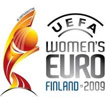 2009 UEFA Womens Euro Logo Design