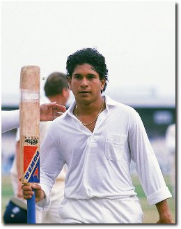 Technology and the Tendulkar Era