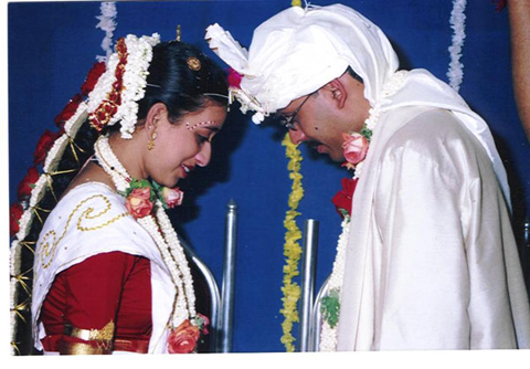 Hindu Indian Wedding Cermony